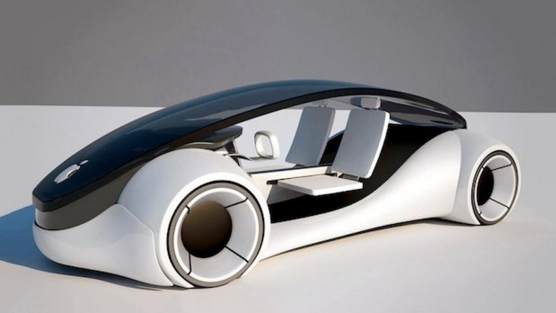 Стала известна дата начала производства автомобиля Apple